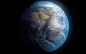Picture Earth, life, planet
