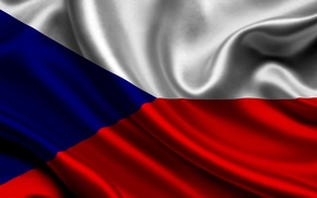 Picture Red, Blue, White, Czech Republic, Flag, Texture, Flag, Czech Republic, Czech Republic