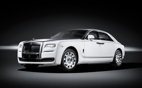 Picture GOST, Rolls-Royce, Ghost, rolls-Royce, background