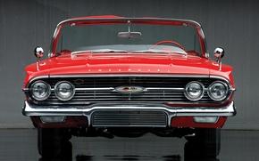 Picture chevrolet, convertible, impala