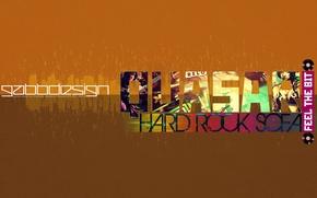 Picture art, gabdesign, quasar, hard rock sofa