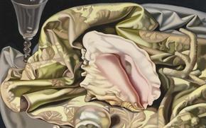 Picture still life, painting, Tamara De Lempicka