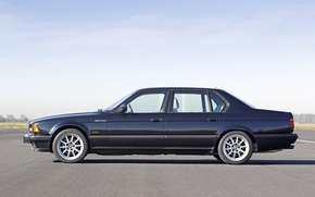 Picture BMW, long, E32, 750IL