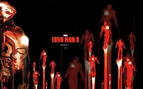 Picture Iron man, Iron Man, Robert Downey Jr., Robert Downey Jr., 2013