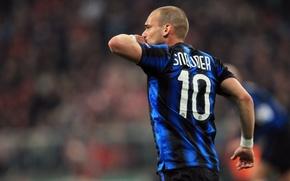 Wallpaper Inter, Inter, Wesley Sneijder, Sneijder