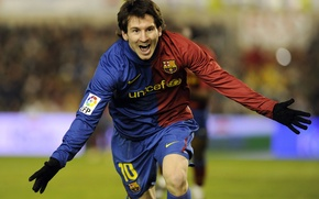 Picture sport, player, Lionel Messi, barca