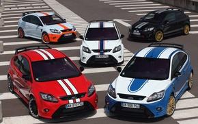 Picture Focus, Classic, cars, Mans