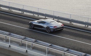 Picture Concept, bridge, One, the view from the top, Rimac, 2016