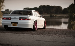 Picture Silvia, Nissan, S13, Stance