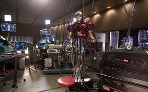 Picture iron man, custom, iron man