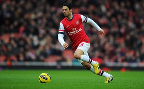 Picture The ball, Sport, Football, Arsenal, Football, Emirates Stadium, Stadium, Arsenal Football Club, Mikel Arteta, Mikel ...