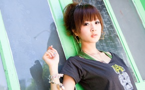 Picture girl, Asian, asian, college_of_law, what, ntu, 2009-05-02