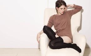 Picture sexy, Kristen Stewart, stockings, Stewart, Kristen