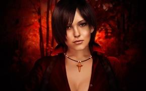 Picture Resident evil, fan art, Resident Evil 6, Ada Wong, Ada Wong