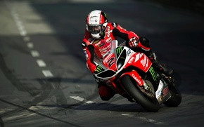 Picture red, Yamaha, moto, race, superbike, turn, macau, macaugp, sbk