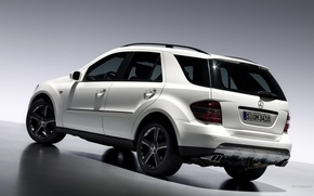 Picture car, suv, Mercedes ML