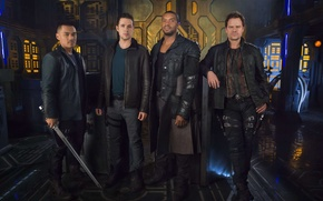 Picture The series, actors, Movies, Dark matter, Dark Matter