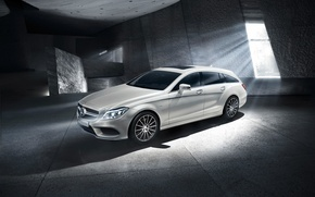 Picture Mercedes-Benz, CLS, universal