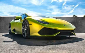 Picture lamborghini, supercar, huracan, xxx performance