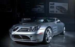 Picture McLaren, SLR, Mercedes, Benz, Miami, Strasse Wheels, Autosport