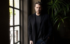Picture jeans, actor, jacket, Ben Affleck, photoshoot, Ben Affleck, NY Times, Emily Berl
