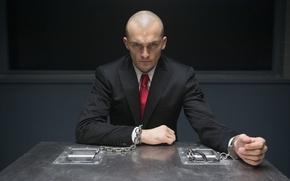 Picture costume, killer, killer, Rupert Friend, Hitman: Agent 47, Rupert Friend, Hitman: Agent 47