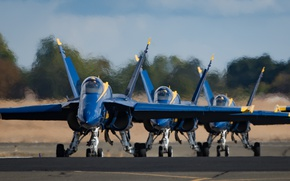 Picture the airfield, fighter, cabin, Blue Angels, the rise