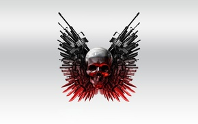 Picture the film, the expendables The Expendables