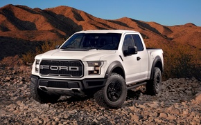 Picture pickup, Ford, F-150, Raptor, Raptor, Ford