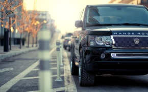 Picture the city, Parking, range rover, range Rover