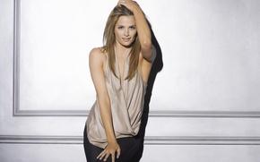 Picture look, girl, actress, Stana Katic, stana Katic