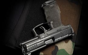 Picture gun, weapons, Heckler & Koch