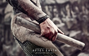 Picture new, after earth, earth after