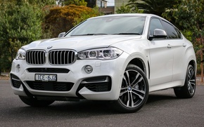 Picture BMW, F16, BMW crossover
