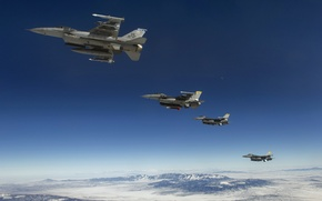 Picture weapons, F-16, aircraft