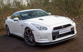 Picture Nissan, GT-R, Twin Turbo, 3.8L