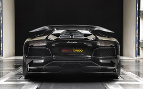 Picture Lamborghini, sportcar, black