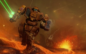 Picture Spooky777, Mechwarrior online, Free Worlds League