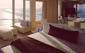 Picture design, style, room, interior, the hotel, hotel, Barcelona