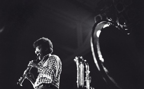 Picture music, jazz, musician, composer, saxophone, jazz musician, Anthony Braxto, saxophonist