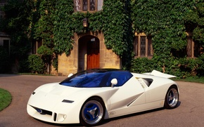 Picture concept, ford, gt90