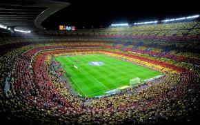 Picture Sport, Football, Spain, Leopard, Stadium, Stadium, Spain, Real Madrid, Real Madrid, Camp Nou, FC Barcelona, ...