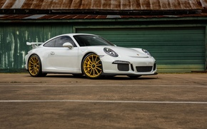 Picture Porsche, One, GT3, Forged, Wheels, 991, GT1, Piece, Forgeline, Monoblock