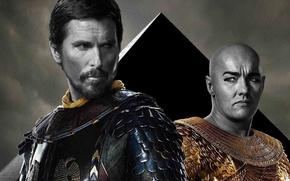 Picture Fox, logo, gold, Gods, soldier, armor, Egypt, power, man, symbol, eagle, face, Australian, british, pose, …