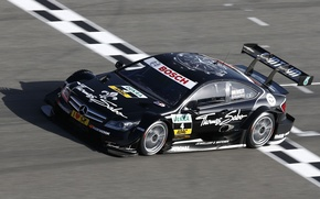 Picture mercedes, coupe, amg, dtm, 2013