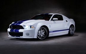 Picture tuning, Shelby, GT500, supercar, 2012, Ford, Galpin Auto Sports, SVT, Wide Body