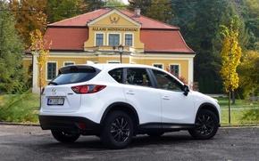 Picture Auto, white, Mazda, cx-5, skyactiv