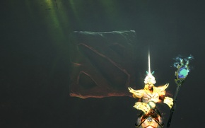 Wallpaper Chen, Dota, Wallpaper Dota2, Game, Dota2