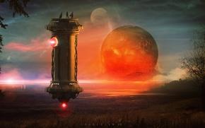 Picture planet, observation, observation, Col Price