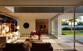 Picture house, interior, furniture.design